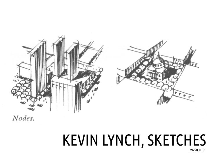 kevin lynch  sketches