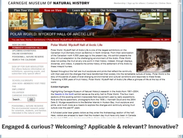 @mbloomstein | #IAS13 66 © 2013Engaged & curious? Welcoming? Applicable & relevant? Innovative?