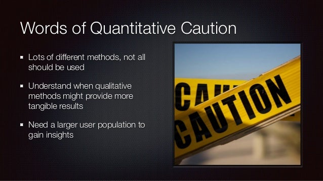Qualitative Research focuses on behaviors and motivations through direct observation and interaction with research subject...