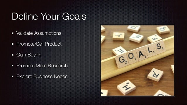Define Your Format PowerPoint Video Full Readout