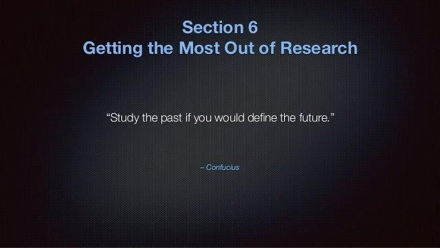 Research is Ongoing Research to Learn Research to Define Research to Make Research to Do