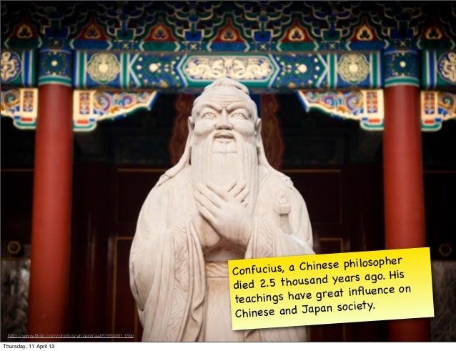 er                                                       Confucius, a  Chinese philoso ph                                 ...