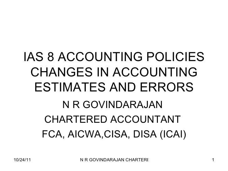 the usefulness of accounting estimates for Accounting estimate quantitative sensitivity disclosures by  accounting estimates  and the questionable usefulness of the cae disclosures for investors if.