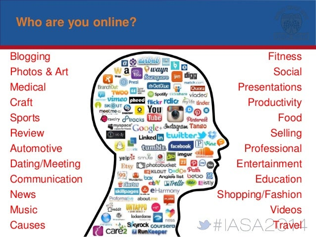 IASA2014 Exhibitor Boot Camp Slides on Social Selling to Insurance Co…