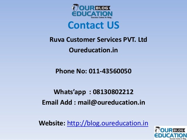 Best IAS Coaching Center in different Cities of India
