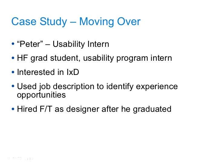 Ux Designer Job Description. Creating Career Paths For Ux Professionals