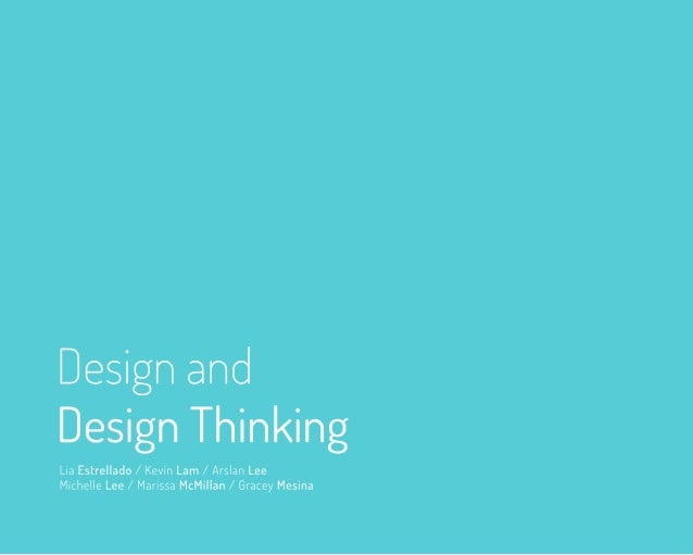 Design Thinking According to GlimmerGlimmer looks into the design processes used by some of theindustry`s best designers, ...