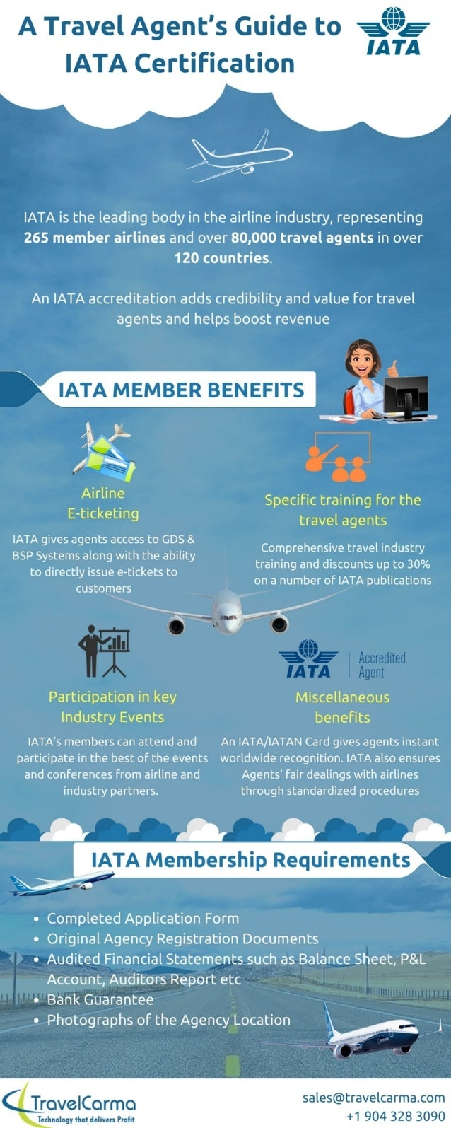 A Travel Agents Guide To Iata Certification