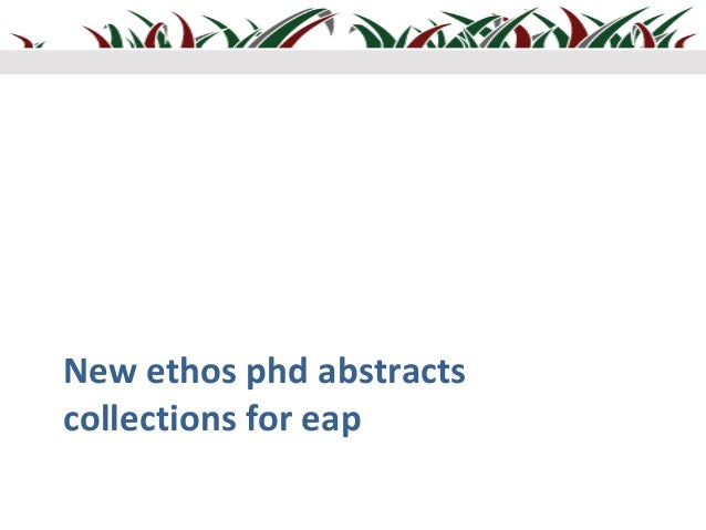 phd dissertation abstracts Dissertation abstracts are fully searchable search results will include  currently  the number of dissertation registrations is: 3,627 search by year of phd.