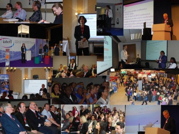 Iatefl conference   uruguay workshop 2011