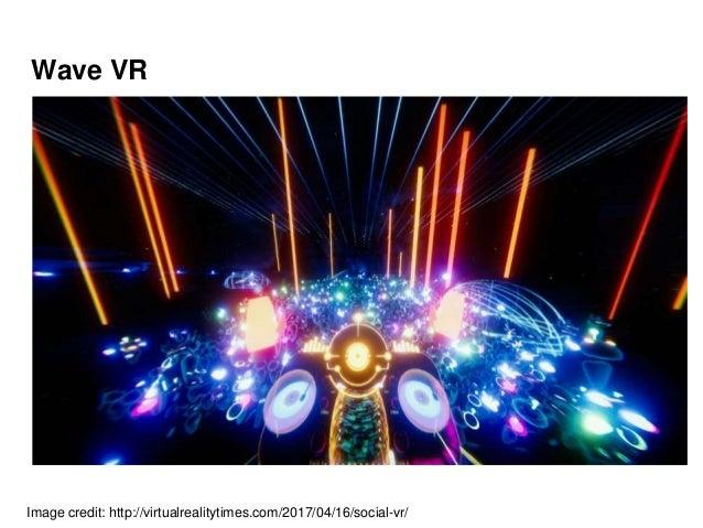 Wave VR Image credit: http://virtualrealitytimes.com/2017/04/16/social-vr/