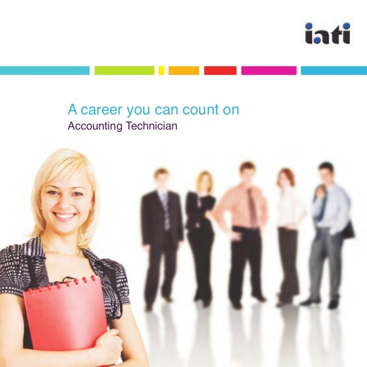 A career you can count on Accounting Technician