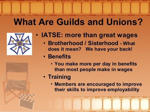 IATSE Set Readiness Training