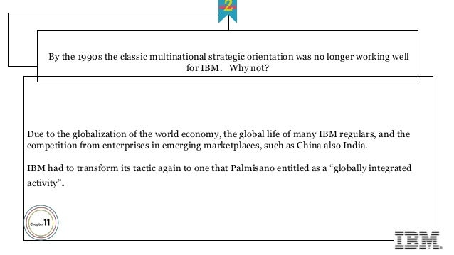 international business case chapter 5 International business, 13 global edition chapter 6: international trade and factor-mobility theory learning objectives chapter quizzes chapter 7.
