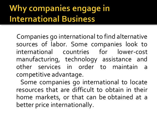 ibm competitive advantage gatt Competitive landscape, to build and maintain competitive advantage, requires a  new type of organization  development of free-trade agreements (eg, gatt  and nafta)  come core rigidities as in the ibm case, the firm may have to.