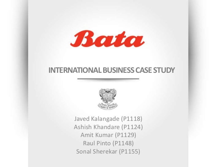 international business case Sample case studies – international business case study 1 - documentary credit m/s auto india introduction m/s auto india is a public limited company they manufacture suvs (sports utility.