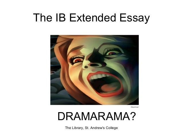 Ib extended essay supervisor