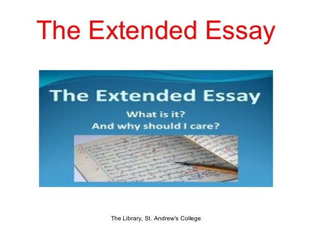 higher history extended essay word limit A student guide to writing the extended essay  extended essay instructor at richard montgomery high   .