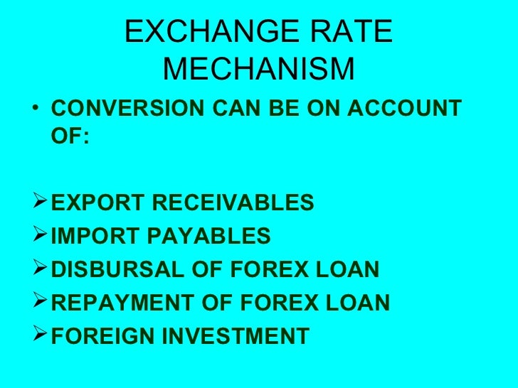 Rbi eases forex hedging rules for exporters/importers