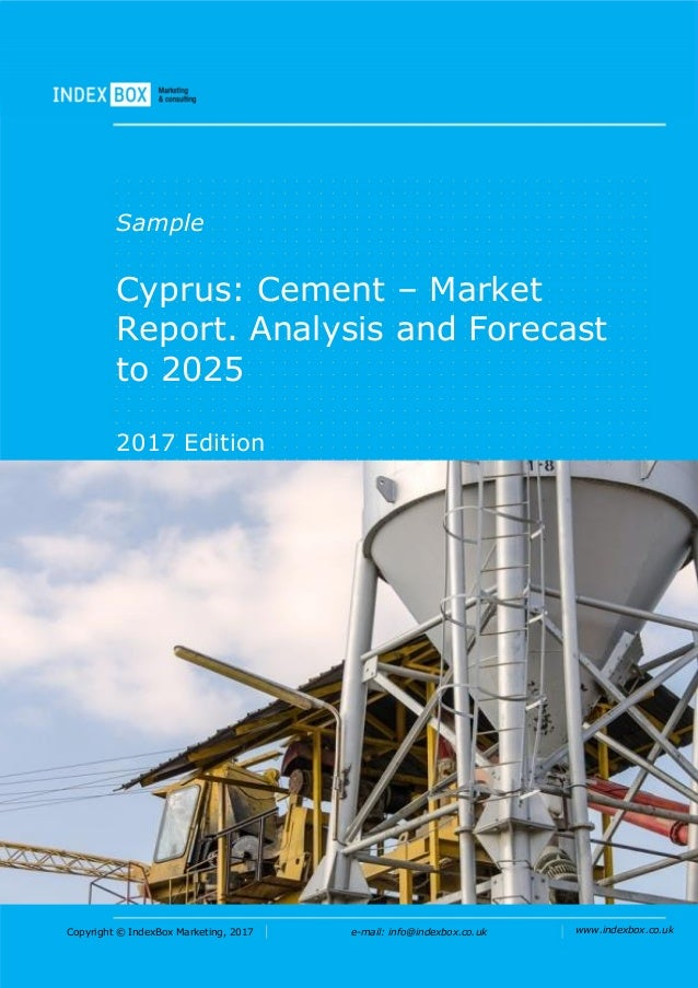 cement market in egypt