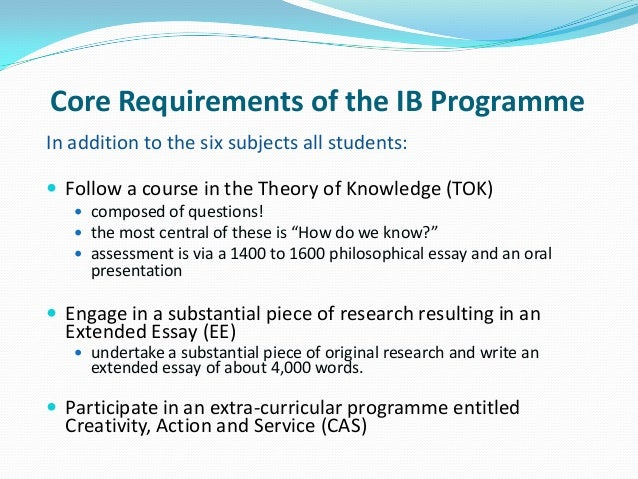 ib extended essay workshops Ibap regional workshops, bangkok, thailand, 21-23 sep 2018  pyp, an  introduction to the ib programme standards for administrators new to the pyp, c1 , english  dp, managing the extended essay, c3, english.