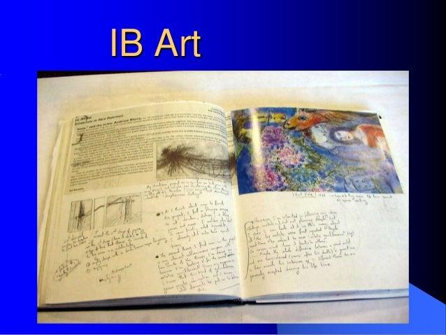 IB Art    Sechler