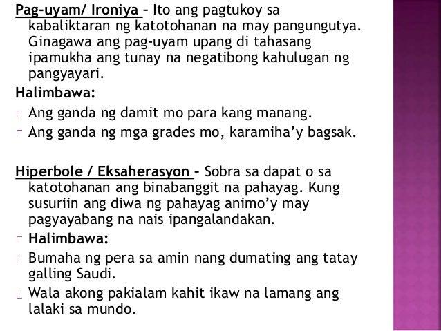 filipino dictionary malalim na salita