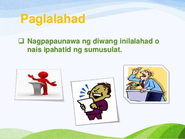 iba t ibang uri ng paglalahad Tag nyo tropa nyong pomuporeber sa utang ft  joy pagayona & julius calugtong ii.