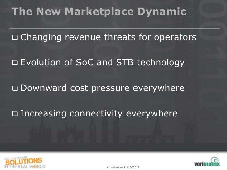 Ibc forum 2012-verimatrix Slide 3