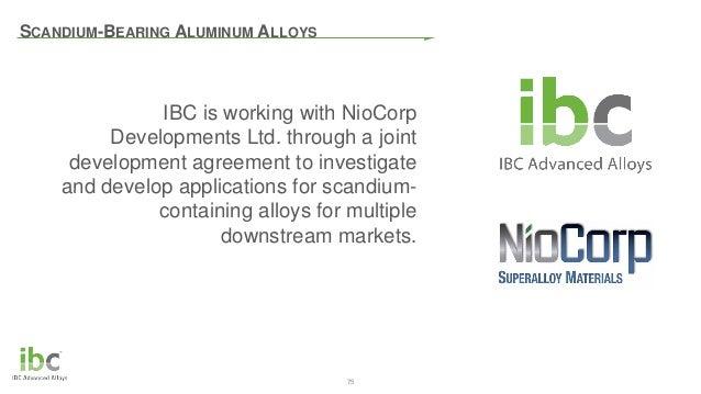 Ibc Advanced Alloys The Mission Critical Alloys Company