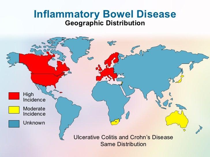 Inflammatory Bowel Disease Infographic Crohns T