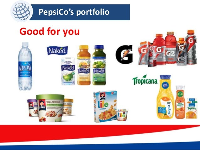 pepsi diversification Pepsico's diversified portfolio  to highlight the pepsico's diversification strategies to discuss the challenges faced by pepsico's in diversifying its portfolio.