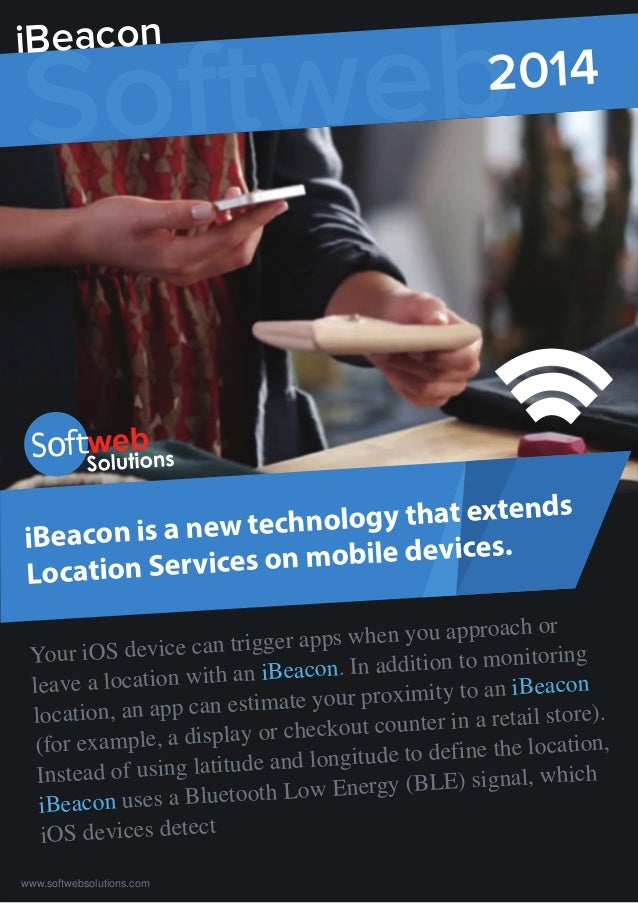 iBeacon is a new technology that extends Location Services on mobile devices. Your iOS device can trigger apps when you ap...