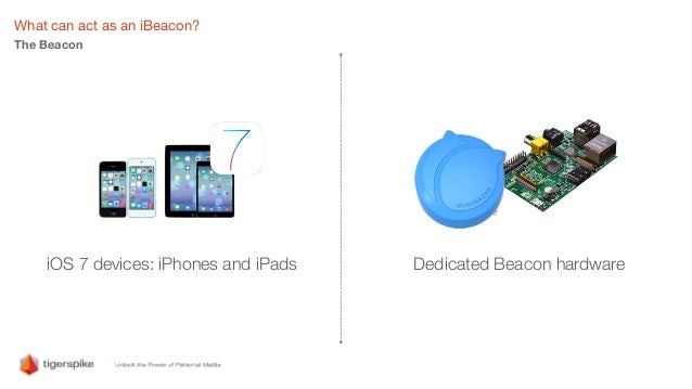 iBeacon introduction and overview