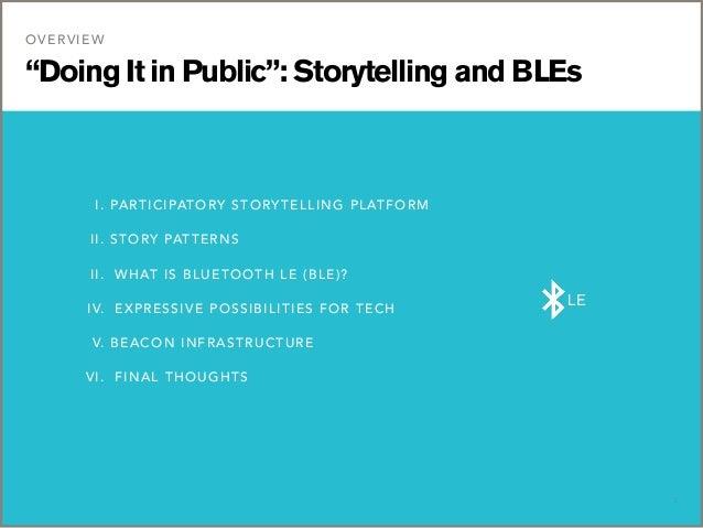 I beacon presentation slideshare 3