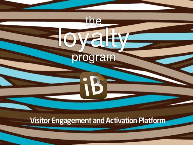 the loyalty program