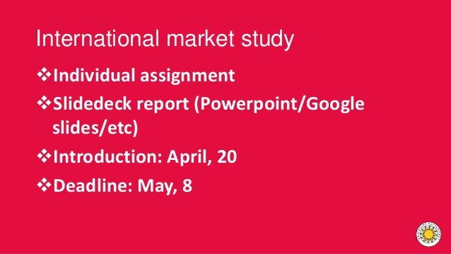 international business environment course introduction spring 2017