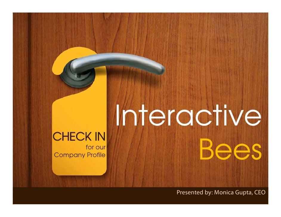 Interactive Bees Copyright © 2011                  Interactive                                                            ...