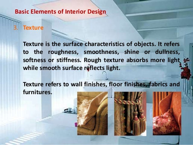 Ibe interiordesign for Interior design 7 elements
