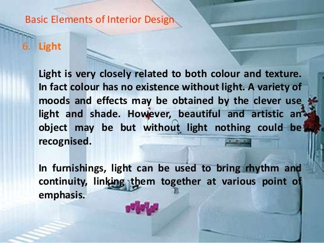 84 elements of interior design mass so if you are for Elements of interior design