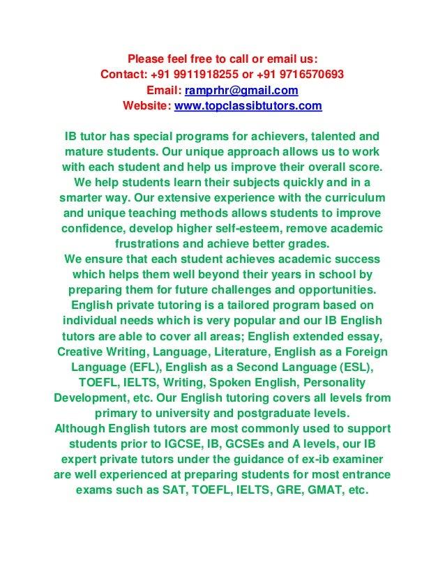 ib english extended essay help  ib extended essay guide writing  ib english extended essay help