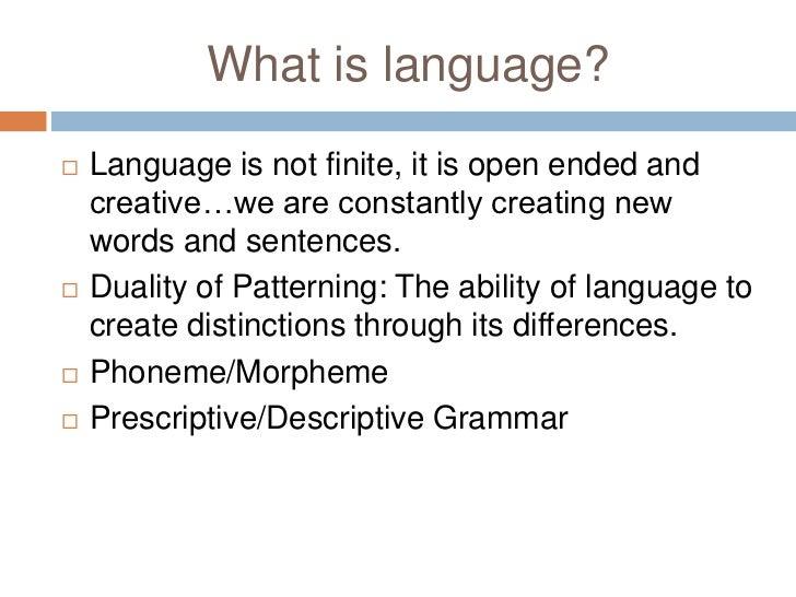 Ib english a language and literature introduction