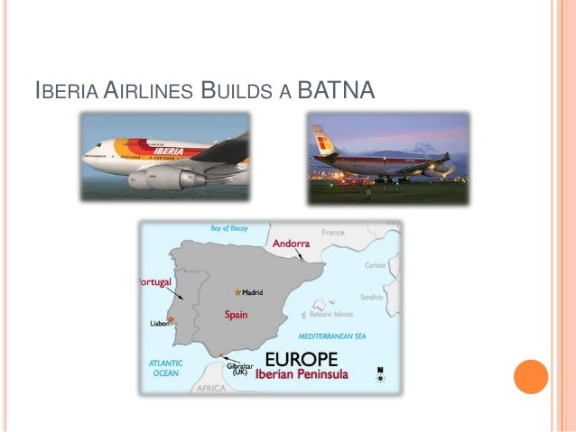 case solution 4 3 iberia airlines builds a batna 3 the roro market 47 4 the market for conventional general cargo  997  green paper of commissioner kinnock, is a case in point  espo's answer is  very clear: it is not for eu decision-makers to indicate  ports (covering the  western mediterranean, iberian peninsular and eastern mediterranean.