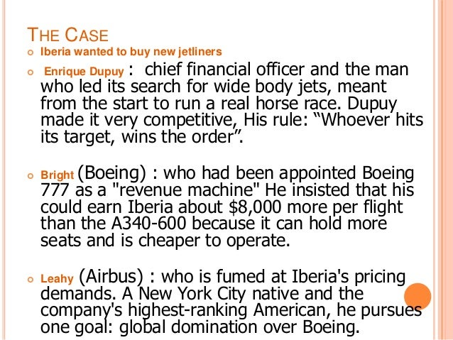 "iberia airline builds a batna Iberia airlines builds a batna paper details read the ""iberia airlines builds a batna,"" then answer questions 1-4 at the end of the case study."