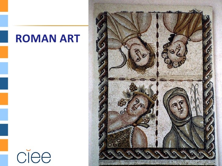 chapter 17 roman art Roman art and architecture (world of art) paperback – february 17, 1985  in  chapter three, wheeler rambles on for eighty-three pages about how this or that.