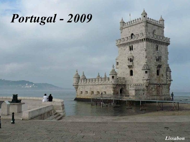 Portugal - 2009 Lissabon