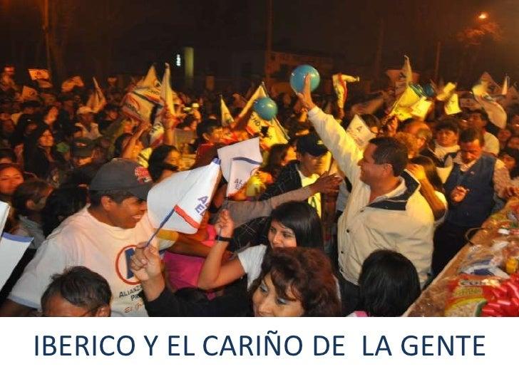 Iberico con la gente 2 Slide 2