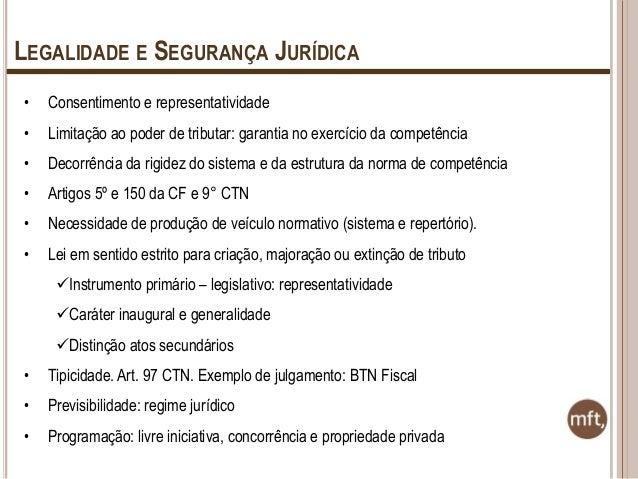 Artigo 97 ctn