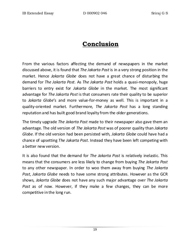price elasticity of demand of newspapers essay Custom essays, papers, research papers price elasticity of demand mt445 unit 3 please answer the following questions.