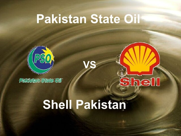 Pakistan State Oil Shell Pakistan VS